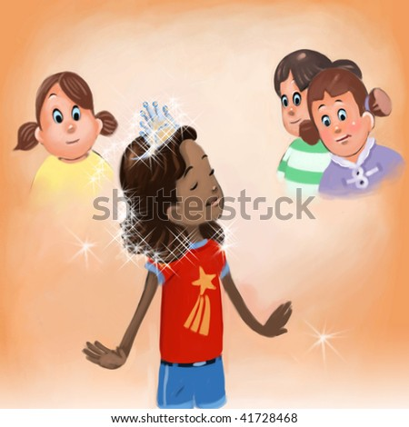 pride  (search the word nikos for more) - stock photo