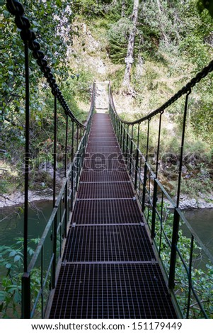 Prielom Hornadu, Hornad gorge, Slovensky Raj - Slovak Paradise, Slovakia, Western Carpathians - stock photo