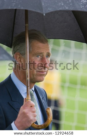 Prince Charles - stock photo