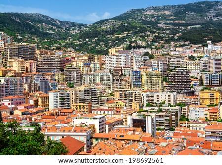 Principality of Monaco  - stock photo