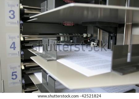 print - stock photo