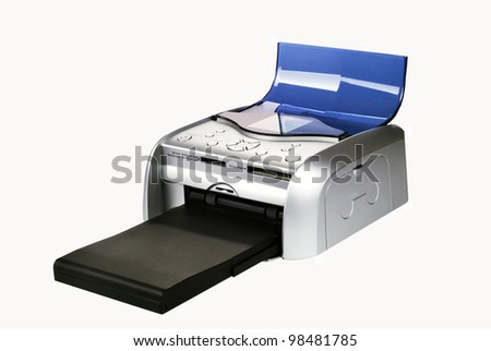 printer for the seal of pictures