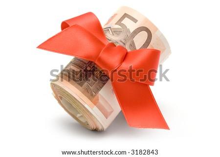 Prize Money - stock photo