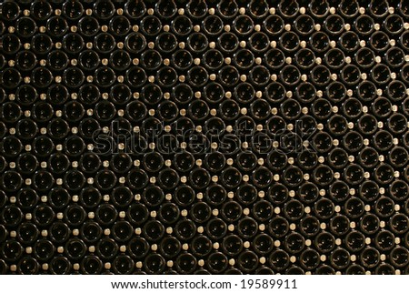 production of wine - stock photo