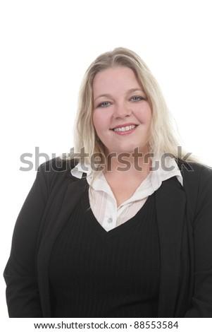 Professional Business women - stock photo