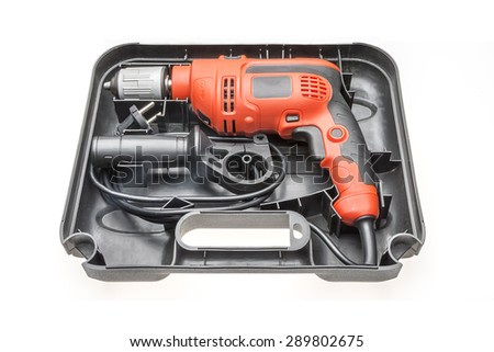 Professional electric drill