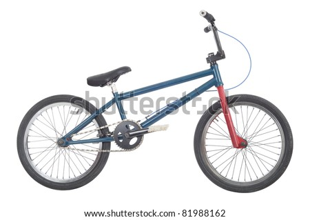 professional freestyle  bmx bicycle