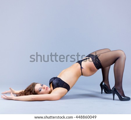 Professional Woman Posing