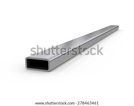 profile pipe - stock photo