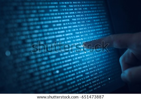 Programs for hacking, hard disk, software, codes