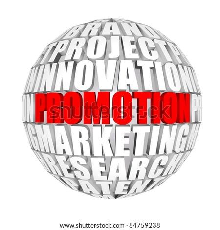 promotion - stock photo