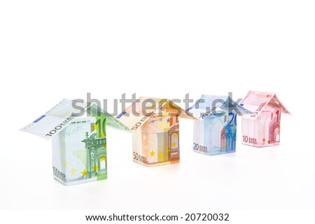 properties - stock photo