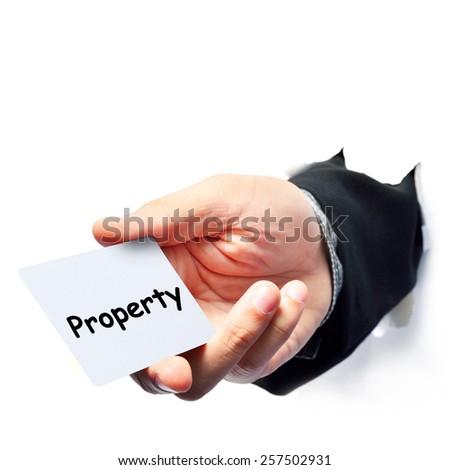 Property - stock photo
