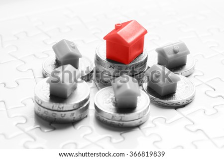 Property & real estate market game