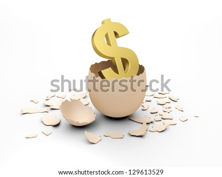 prosperity result - stock photo