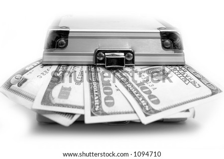 Protect your Investment. United States of America. Dollars. Growth Bull Run. Surplus.  Fixed Deposit - stock photo