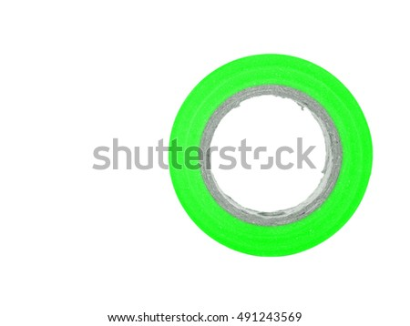 Protecting adhesive insulation tape coil