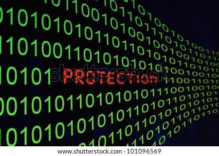 Protection - stock photo
