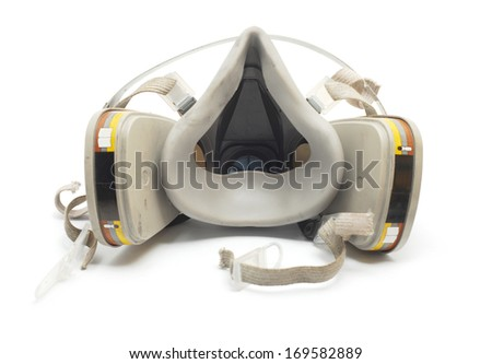 protection mask  - stock photo