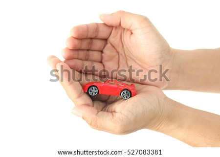 protection of car insurance concept