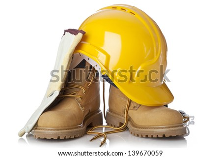Protective accessories - stock photo