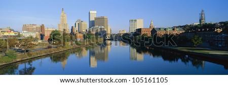Providence, Rhode Island - stock photo
