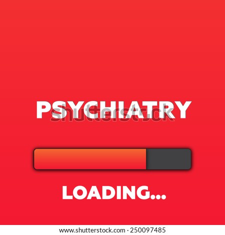 PSYCHIATRY - stock photo