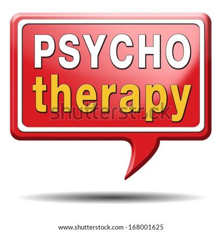 psycho therapy for mental health against depression trauma,phobia schizophrenia psychology  - stock photo