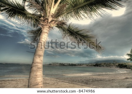 Puerto Plata - Caribbean - stock photo