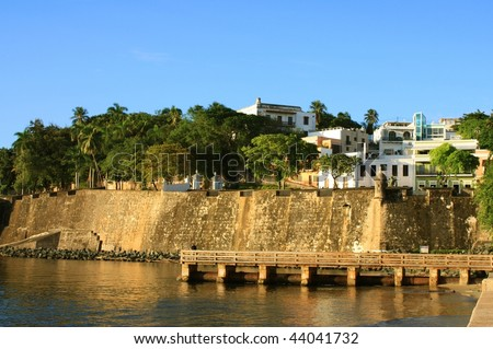 Puerto rico - stock photo