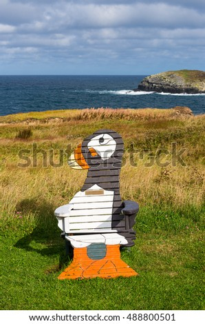Puffin Chair