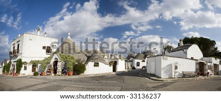 Puglia - Italy - stock photo