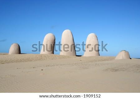 Punta del Este - stock photo