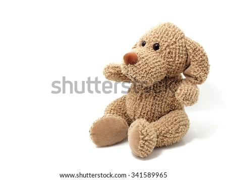Puppy toy - stock photo