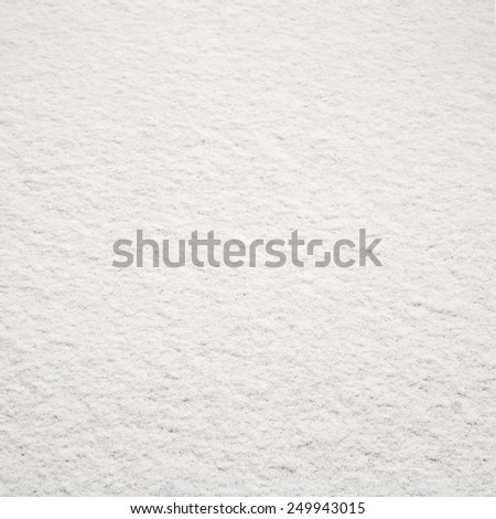 pure snow background texture, cold winter time - stock photo