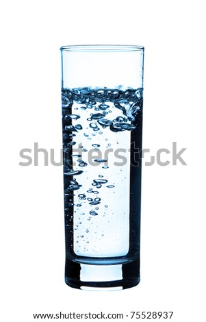 Pure water - stock photo