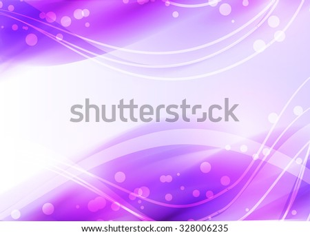Purple abstract background. Template for web, site or banner. Color illustration.