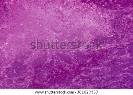 Purple abstract background with water drops patterns.