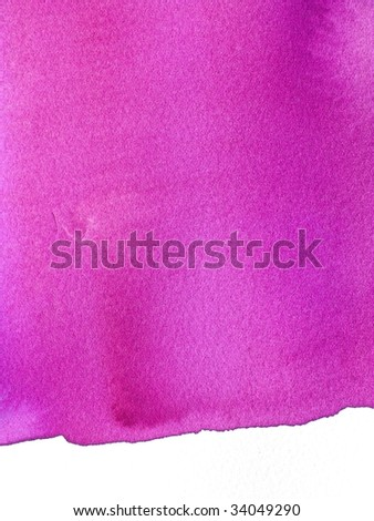 purple abstract paint background - stock photo