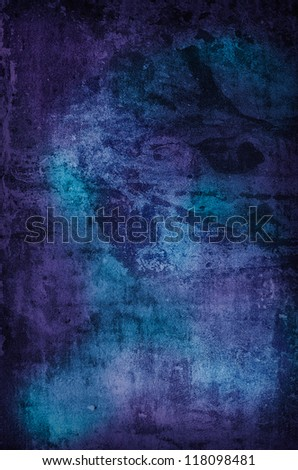 Purple (and Blue) Background Texture - stock photo