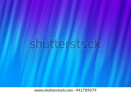 Purple and blue blend to create abstract background