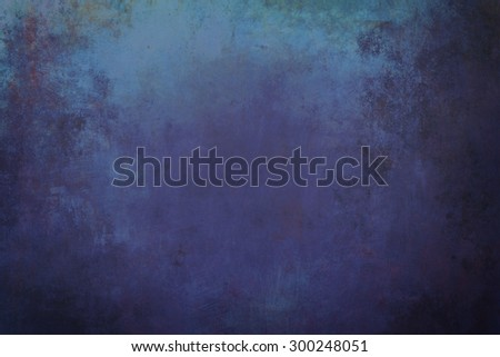 purple and blue grunge background with space for text or image  - stock photo