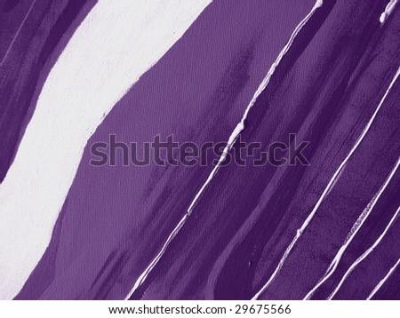 Purple Art Abstract - stock photo