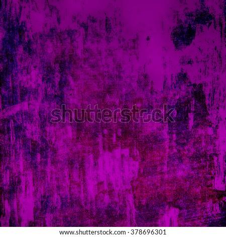 purple background cement texture - stock photo