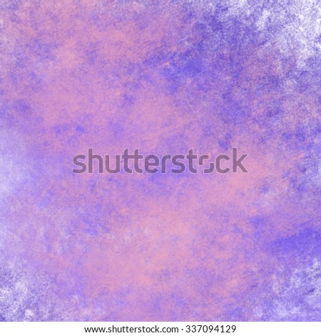 purple background soft muted color pale pastel background lavender lilac color watercolor background illustration faded worn vintage grunge background texture distressed rough wash design layout - stock photo