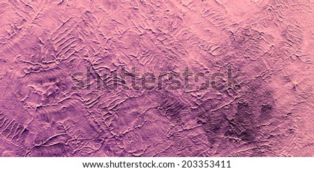 purple background with black vintage grunge texture and dark black shadows on border of frame with highlight for copy space  - stock photo