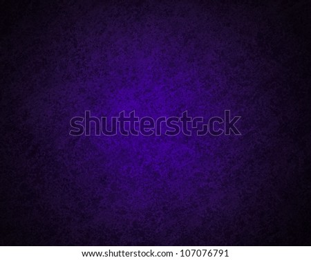purple blue background wallpaper, vintage grunge background texture design lighting, stain spots and purple blue paper wallpaper, elegant luxurious abstract background brochure, black vignette border - stock photo