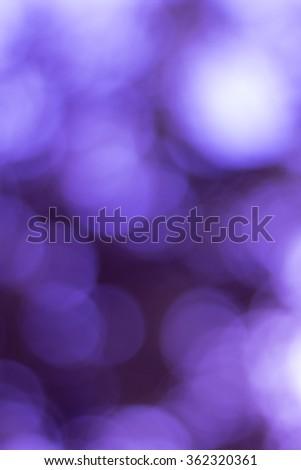 Purple bokeh background - stock photo