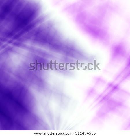 Purple burst crazy abstract template design - stock photo