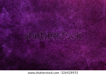 Purple canvas texture background. - stock photo